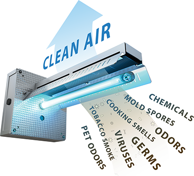 Find Out How To Breathe Easier By Getting Rid Of Odor Causing Bacteria And Mold With An Air Purifier From Climate Creator, LLC.